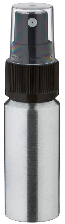 alu flasche 20ml geschliffen inkl pumpzerst uber schwarz paracelsus. Black Bedroom Furniture Sets. Home Design Ideas