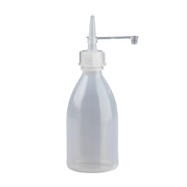 enghals laborflasche 100ml mit tropfverschluss enghals laborflaschen laborflaschen. Black Bedroom Furniture Sets. Home Design Ideas