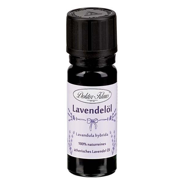 Doktor-Klaus Lavendelöl, 100% naturreines ätherisches Öl aus Frankreich, 10ml
