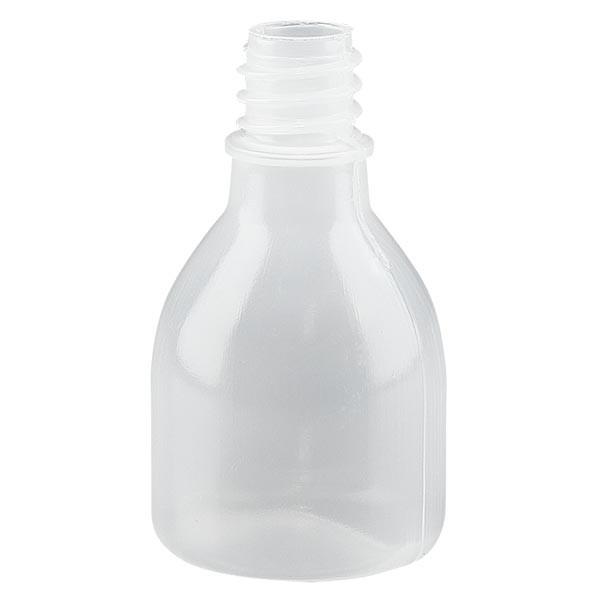 Enghals Laborflasche 20ml ohne Verschluss