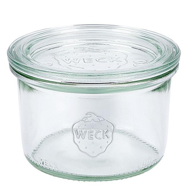 WECK-Sturzglas 200ml mit Deckel