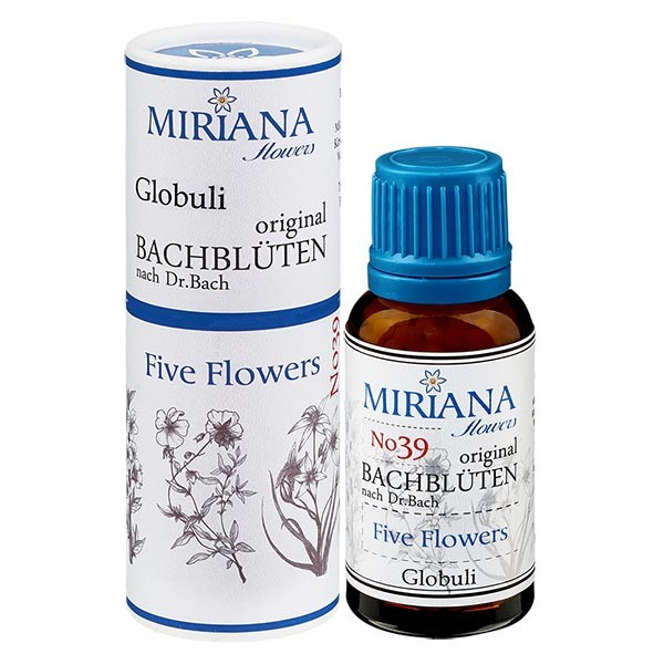 """39 Five Flowers 20g """"Kügelchen"""", MirianaFlowers"""
