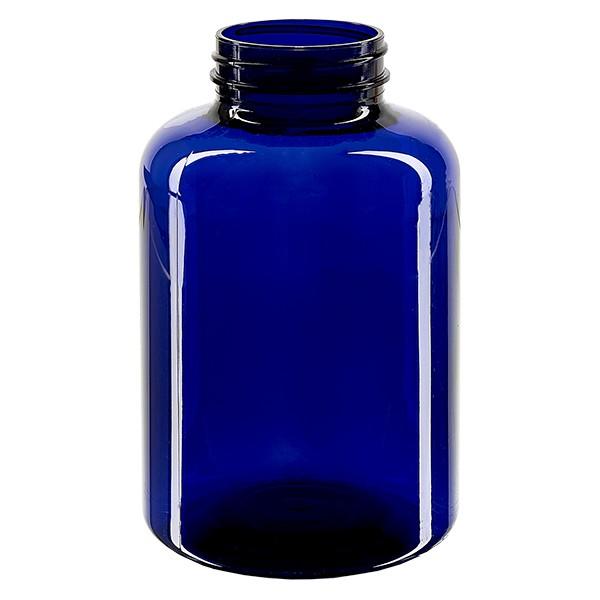 Petpacker 500ml kobaltblau Öffn. 45mm ohne Deckel