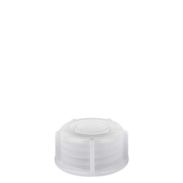 Schraubverschluss für Enghalslaborfl. 10-30ml