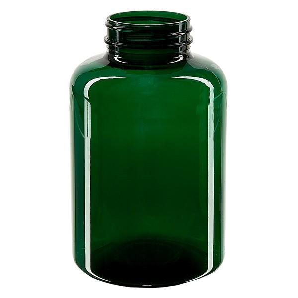 Petpacker 500ml grün Öffn. 45mm ohne Deckel