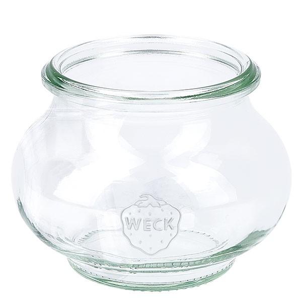 WECK-Schmuckglas 220ml Unterteil