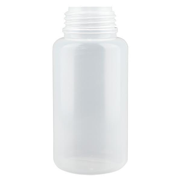 Weithals Laborflasche 1000ml ohne Verschluss