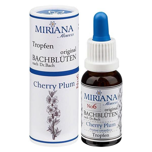 6 Cherry Plum, 20ml Essenz, MirianaFlowers