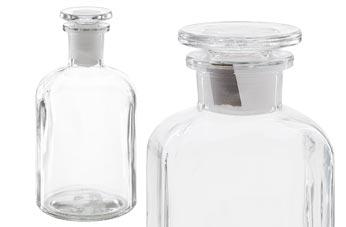 Alte Apothekerflaschen Bild Hohe QualitäT Und Preiswert Braunglas Gem Geschliffene Glasstopfen