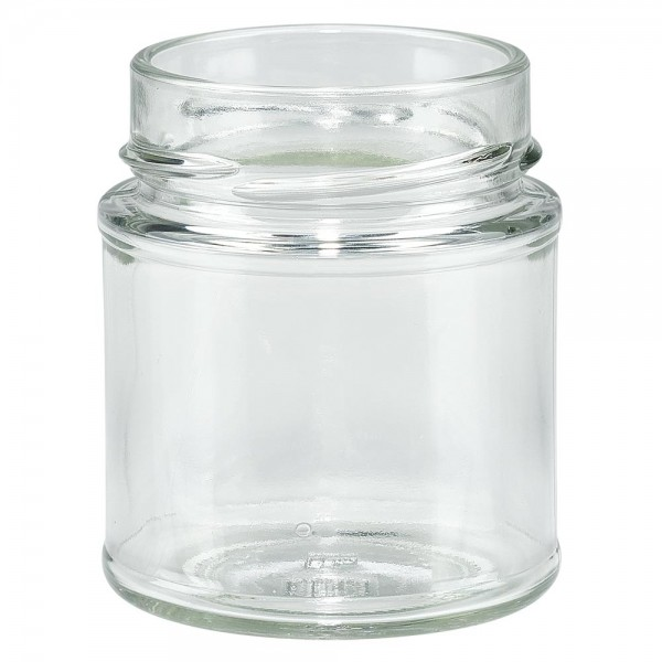 Twist-Off-Glas 154ml Rundrandglas
