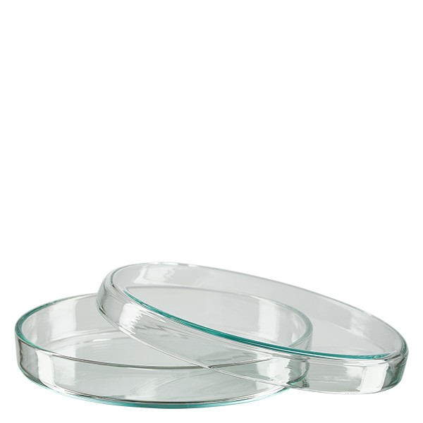 Petrischale 90x15mm aus Glas