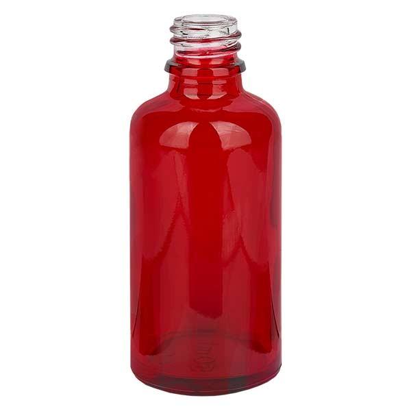 50ml Apothekenflasche RedLine DIN18 UNiTWIST