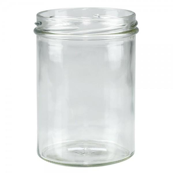 Twist-Off-Glas 435ml Sturzglas