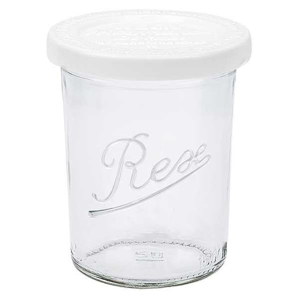 Edition REX 160ml Mini Sturzglas mit Frischhaltedeckel