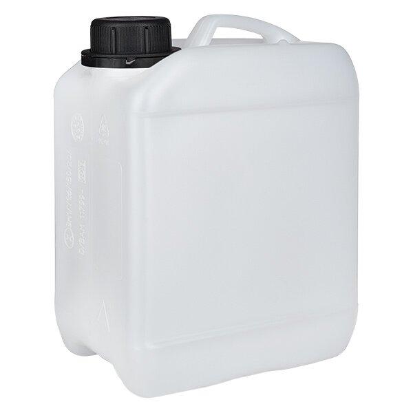 Kanister 2,5 Liter Liter mit Schraubverschluss OV