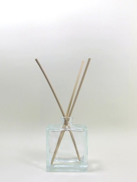 Aroma-Quadra 100ml   10 AromaSticks hell   Korken