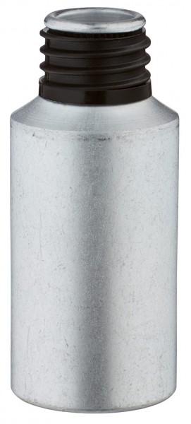 30ml Aluminium-Flasche gebeizt ohne Verschluss