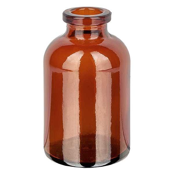 Injektionsflasche Braunglas 30ml - Typ I Hüttenglas