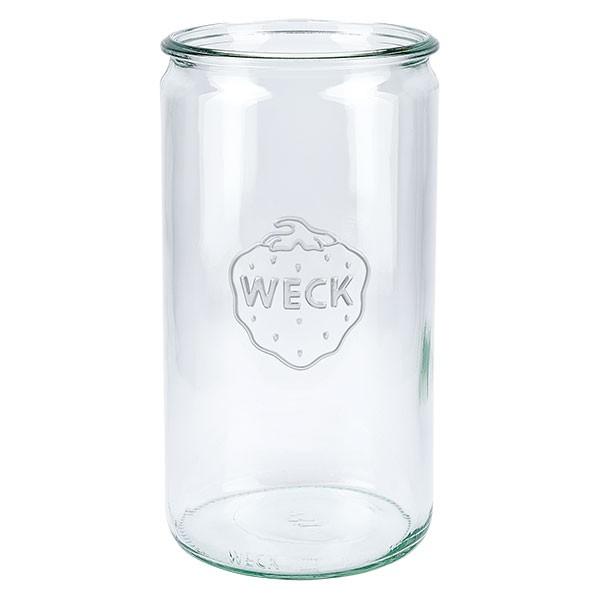 WECK-Zylinderglas 1590 ml Unterteil