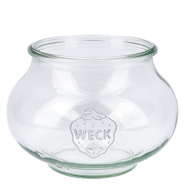 WECK-Schmuckglas 1062 ml Unterteil
