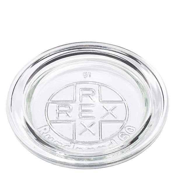 Edition REX Glasdeckel RR60