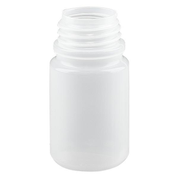 Weithals Laborflasche 50ml ohne Verschluss
