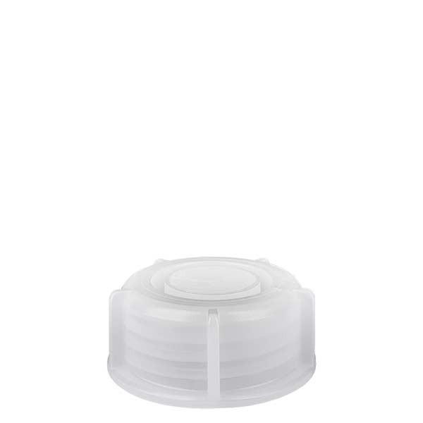 Schraubverschluss für 100ml Enghalslaborflasche