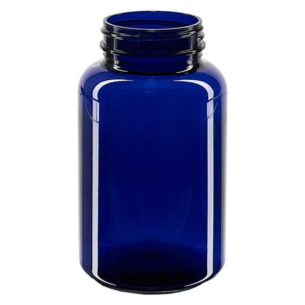 Petpacker 250ml kobaltblau Öffn. 45mm ohne Deckel