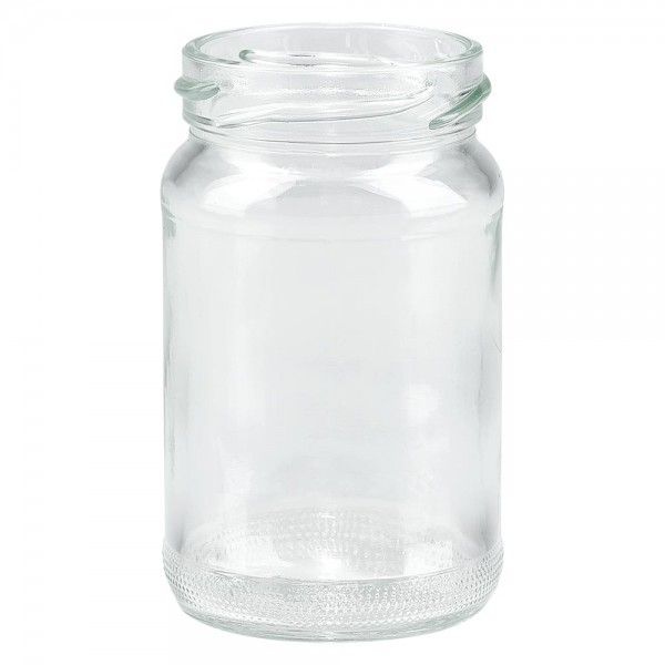 Twist-Off-Glas 110ml Rundrandglas
