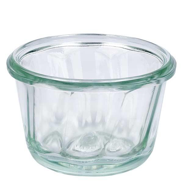 WECK-Gugelhupfglas 165 ml Unterteil
