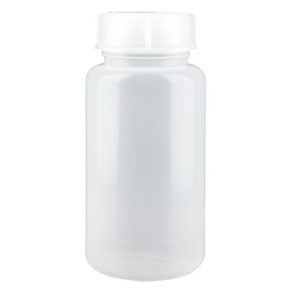 Weithals Laborflasche 1000ml mit Verschluss