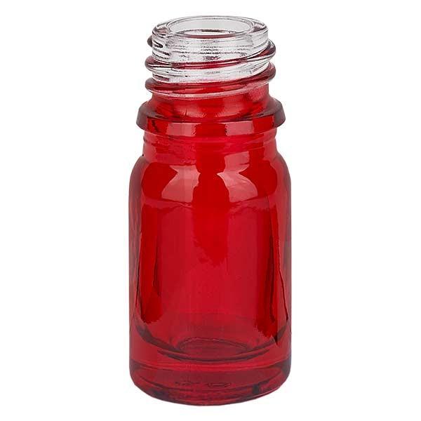 5ml Apothekenflasche RedLine DIN18 UNiTWIST