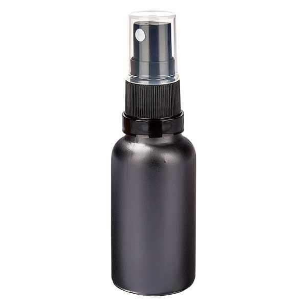 20ml Sprayflasche BlackLine UT18/20 UNiTWIST
