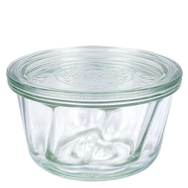 WECK-Gugelhupfglas 280ml mit Deckel