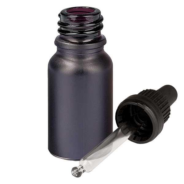 10ml Pipettenflasche OV BlackLine UT18/10 UNiTWIST