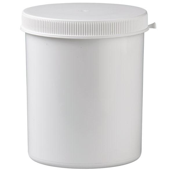 Kunststoffdose 1250ml mit Press-on Schraubverschluss