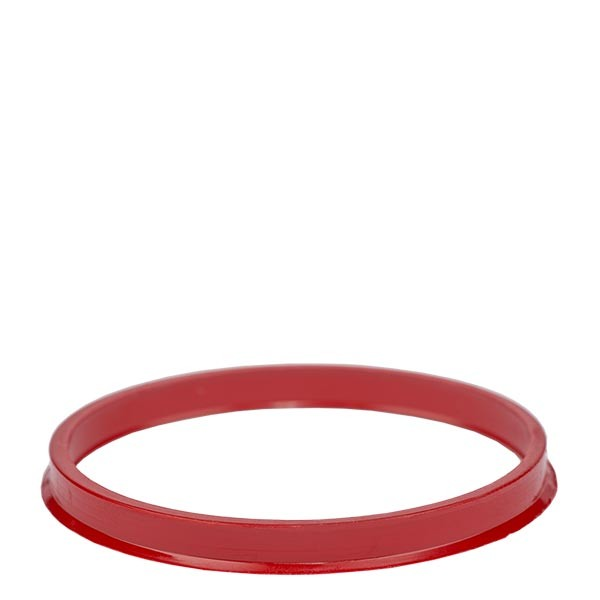 Ausgießring GL 45 rot