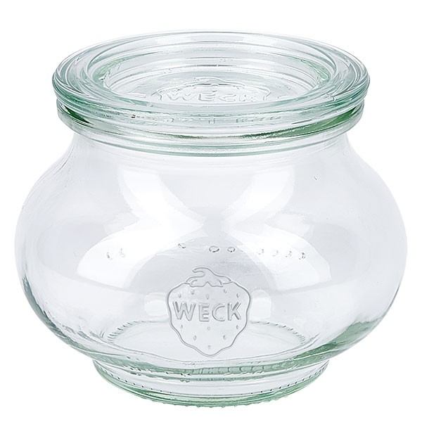 WECK-Schmuckglas 220ml mit Deckel