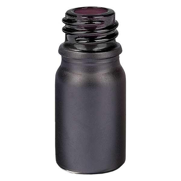 5ml Apothekerflasche BlackLine UT18/5 UNiTWIST