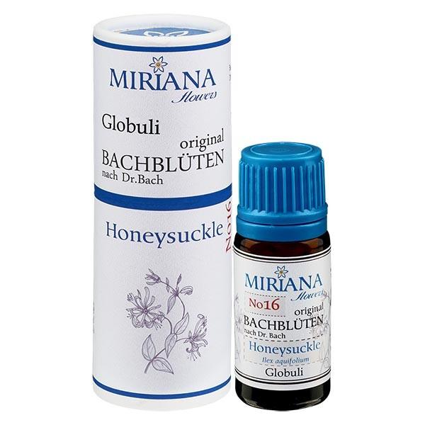 """16 Honeysuckle, 10g """"Kügelchen"""", MirianaFlowers"""