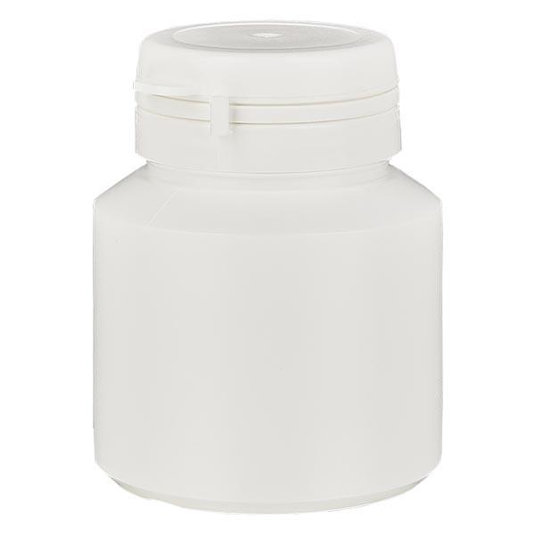 Kapselbox 30 ml weiss mit Jaycap OV weiss