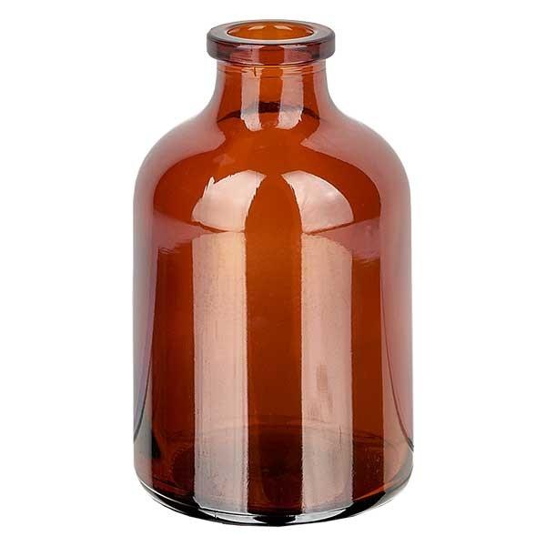 Injektionsflasche Braunglas 50ml - Typ I Hüttenglas