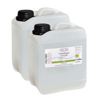 5000ml Bio-Primasprit 96% vol. Alc. in zwei transp. PE-HD Kanister (Weingeist Trinkalkohol)