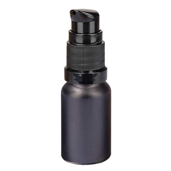10ml Pumpflasche BlackLine UT18/10 UNiTWIST