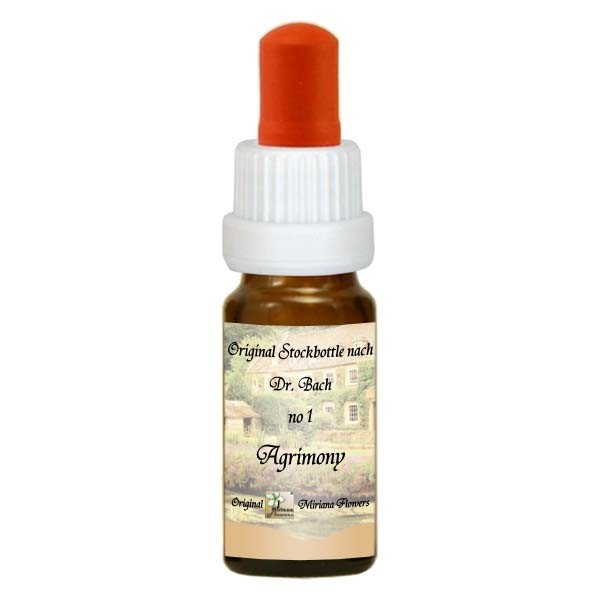 1 Agrimony, 10ml Essenz, MirianaFlowers