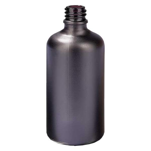 100ml Apothekerflasche BlackLine UT18/100 UNiTWIST