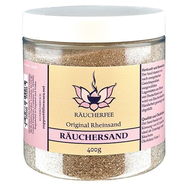 Räucherfee® 400g Feuersand - Räuchersand