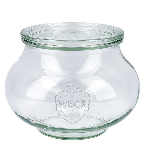 WECK-Schmuckglas 1062ml mit Deckel
