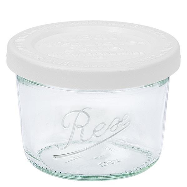 REX 80ml Sturzglas mit Frischhalte Deckel