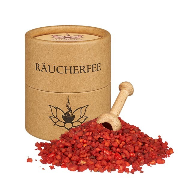 Farbweihrauch Rot - 50ml von Räucherfee